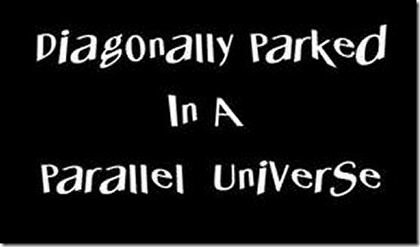 Diagnally Parked