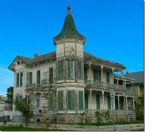 Galvestion House 1