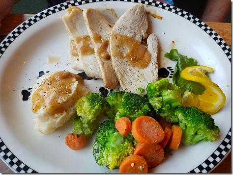 Black Bear Roasted Turkey Dinner