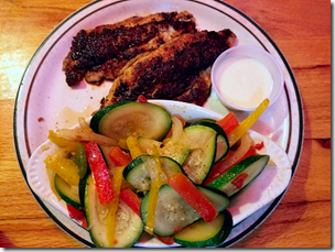 Floyd's Grilled Catfish 20201128