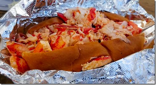 NE Lobster Lobster Roll
