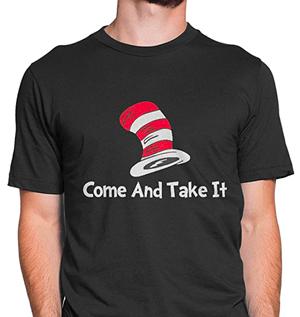Come And Take Dr. Seuss
