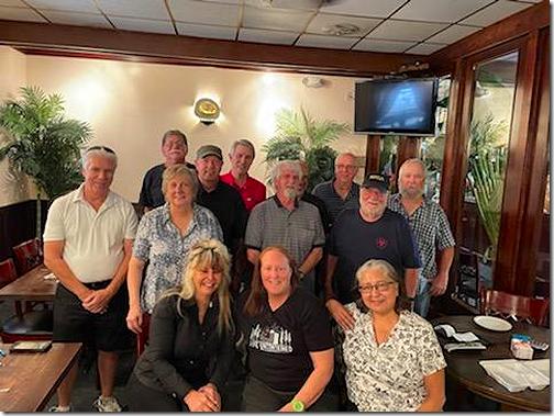Taft Reunion 2021 Group Shot