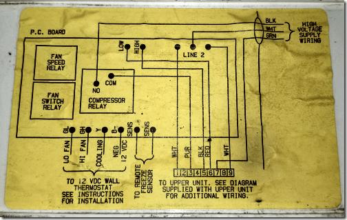 AC Control Box 2 Schematic