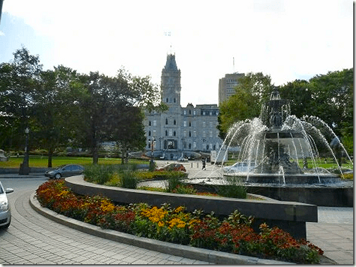 Simons Fountain