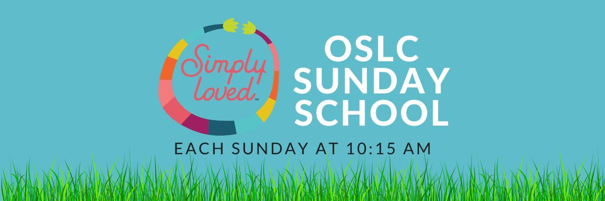 Sunday School Header - New Time