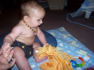 Baby Daniel