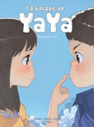 La balade de Yaya, intégrale 7-9 (couverture)
