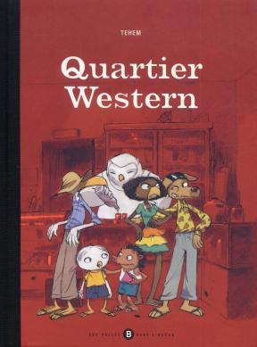 Quartier Western (couverture