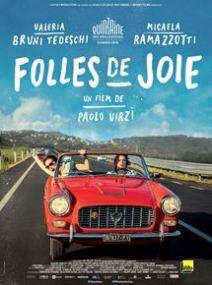 Folles de joie (affiche)