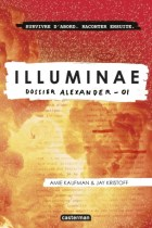 Illuminae 1 - Dossier Alexander (couverture)
