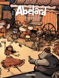 Abélard 1 - La danse des petits papiers (couverture)