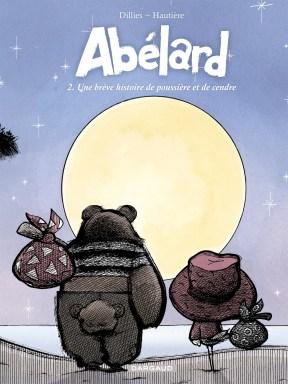 Abélard 2 - Une brève histoire de poussière et de cendre (couverture)