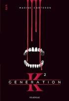 Génération K, tome 2 (couverture)