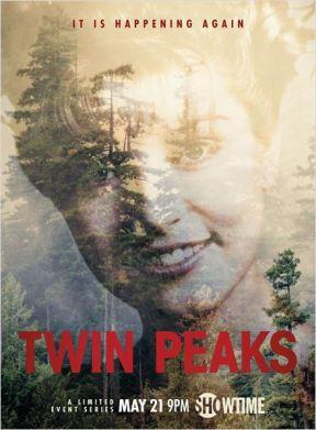 Twin Peaks S3 (affiche)