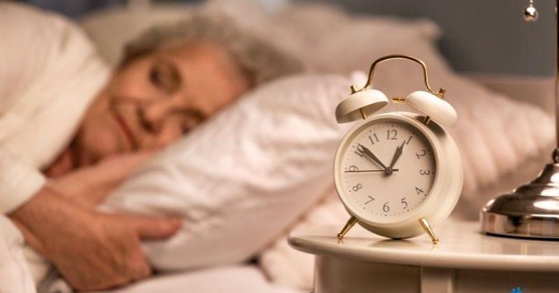 Tips for getting better sleep