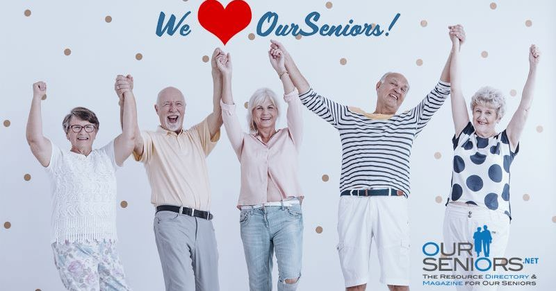 Happy Older Americans Month!