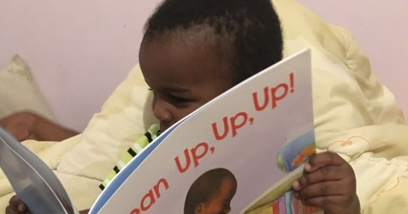 This nonprofit is gifting literacy to children one book at a time