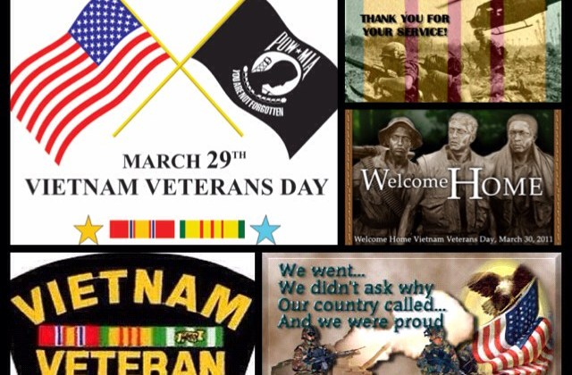 Thank you to all of our Vietnam Veterans