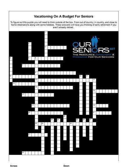 Puzzle 1 August2021