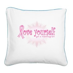 pillow love yourself
