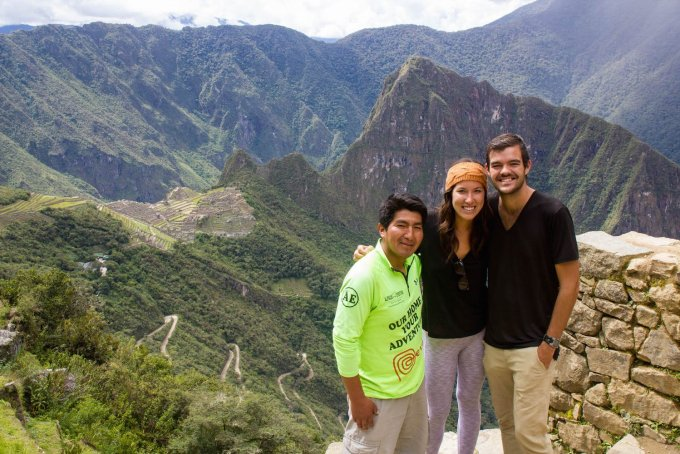 our simple adventure machu picchu inca trail-100