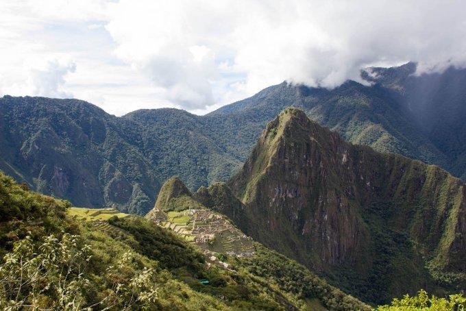 our simple adventure machu picchu inca trail-101