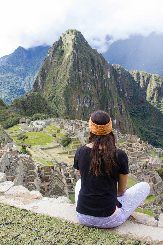 our simple adventure machu picchu inca trail-105