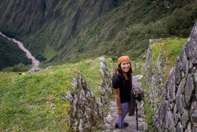 our simple adventure machu picchu inca trail-87