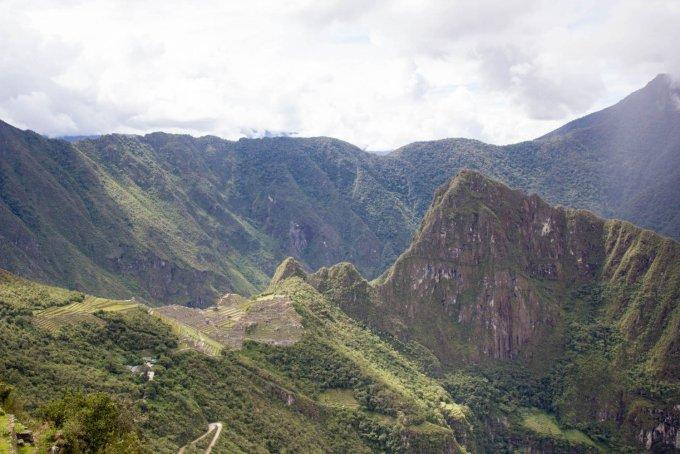 our simple adventure machu picchu inca trail-97
