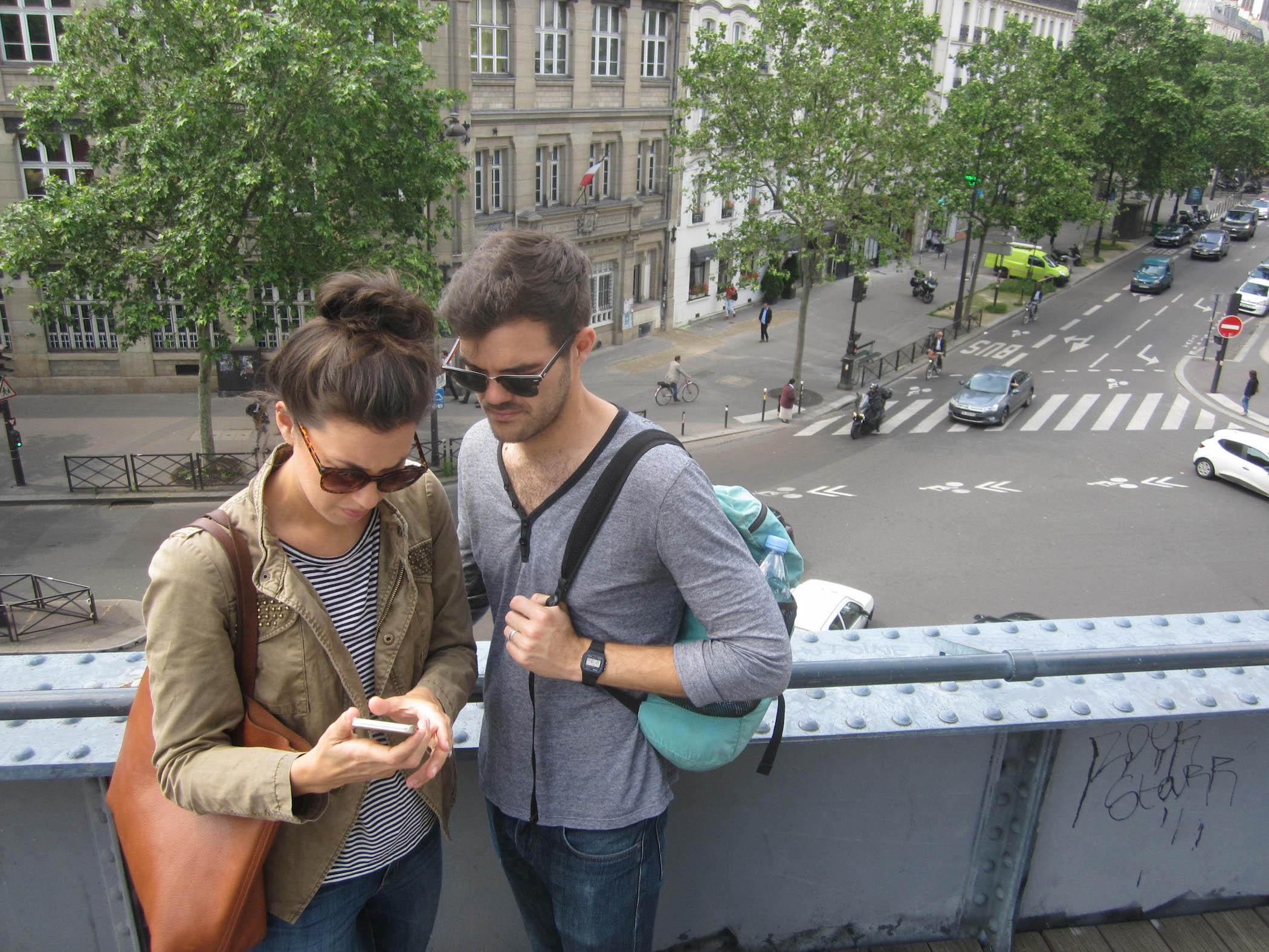 Our Simple Adventure France Kurisu-8