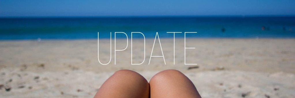 An Overdue Update