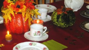 Tea Parties and Homesteading