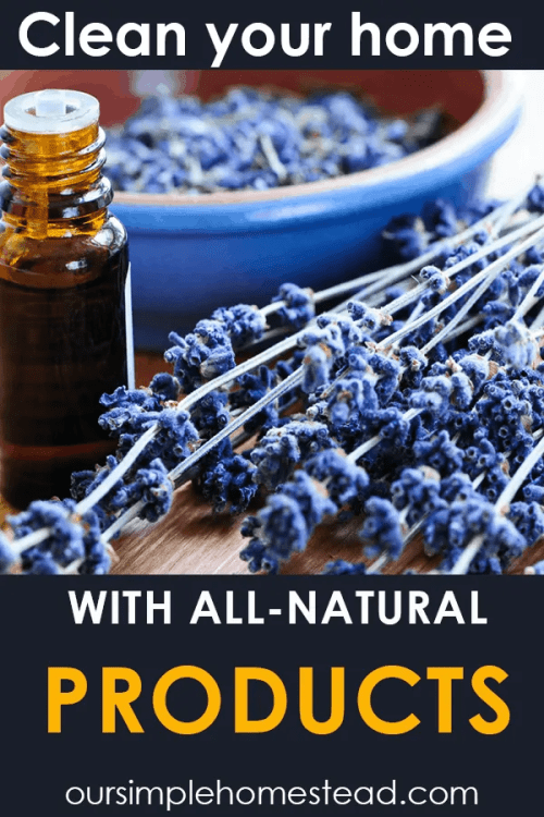 all natural essential oils