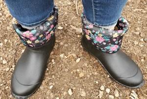 best women's garden boots