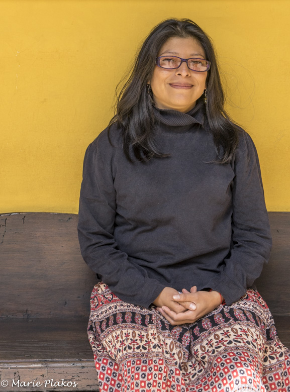 Flori, Maya teacher and spiritual leader