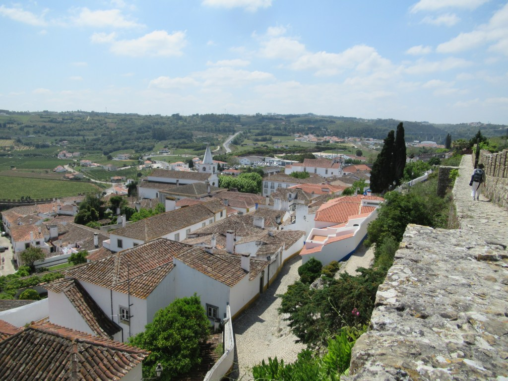 A Guide to Visiting Obidos in Portugal