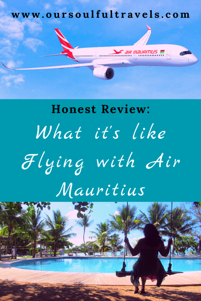 What it's like Flying with Air Mauritius