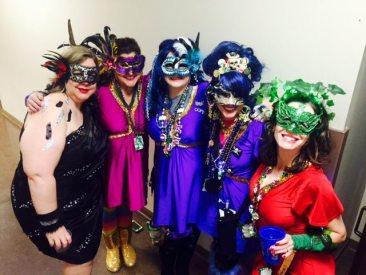 Our favorite part of Mardi Gras