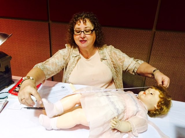 Dolls are a part of our history and our story as human beings and they need to be preserved