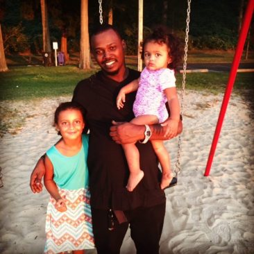 I like everything about being a dad and want to spend every moment I can with my kids