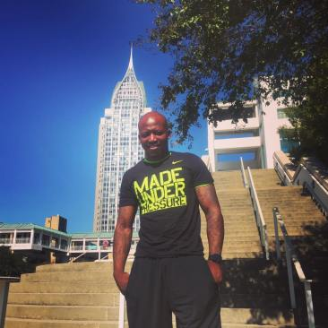 I teach the largest exercise fit camp in Alabama. I want to make fitness a priority here
