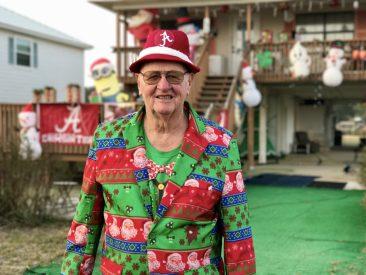 I am festive year round