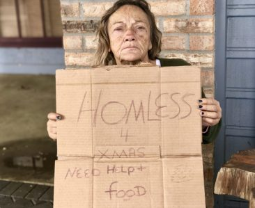 I have never had a home. Always houses but never a home
