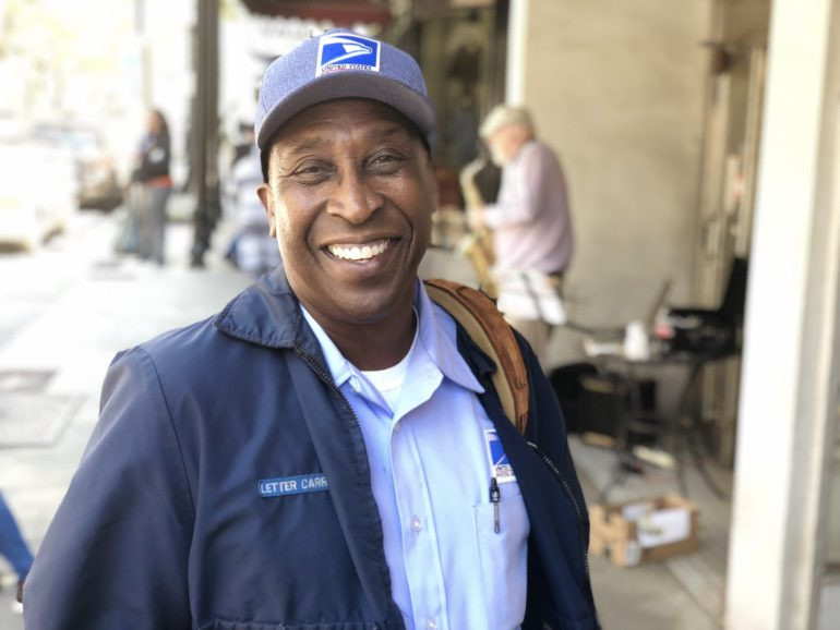 I have been a letter carrier for 31 years