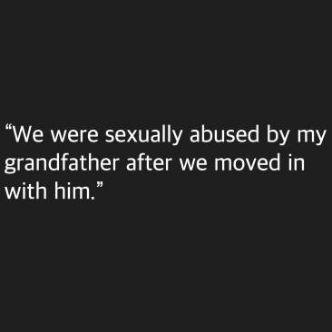 I am a registered sex offender