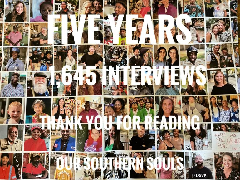 Five years of Our Southern Souls