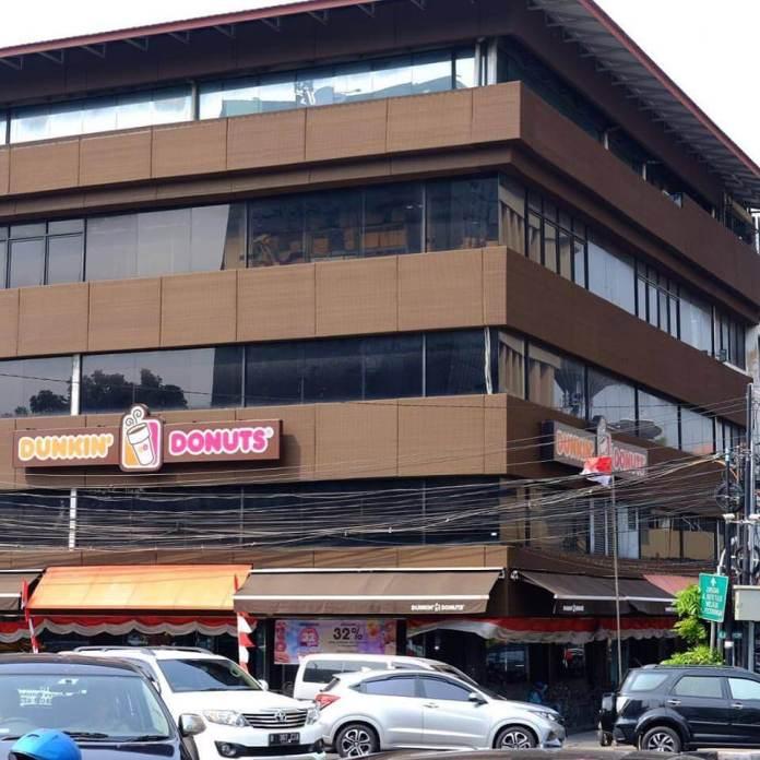 Sejarah Berdirinya Dunkin 'Donuts Outlet Pertama Dunkin Donuts Indonesia Di Jalan Hayam Wuruk