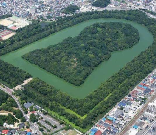 Mozu Kofungun, Makam Megalitik Unik di Jepang