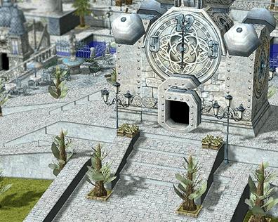 Aldebaran rumah para kafra dan alkemis